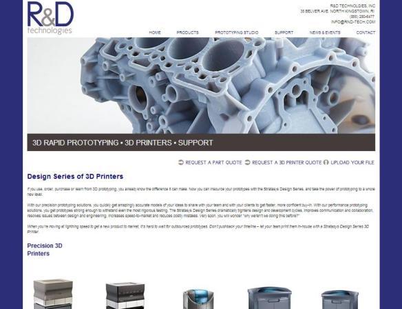 R&Dwebsite